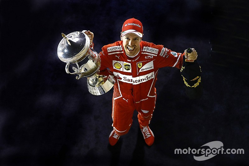 Vettel a DTM-ben? Miért ne?