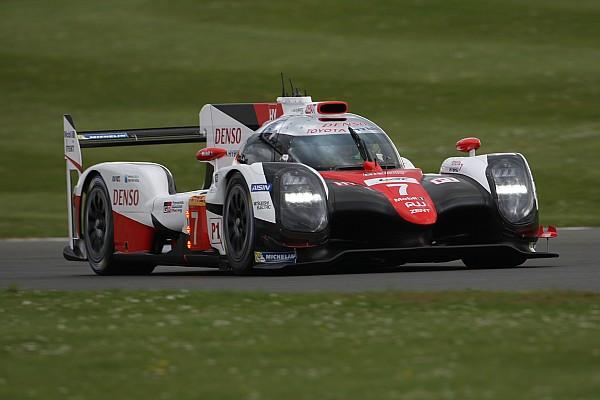 WEC Репортаж з кваліфікації WEC у Сільверстоуні: Toyota бере перший ряд у кваліфікації