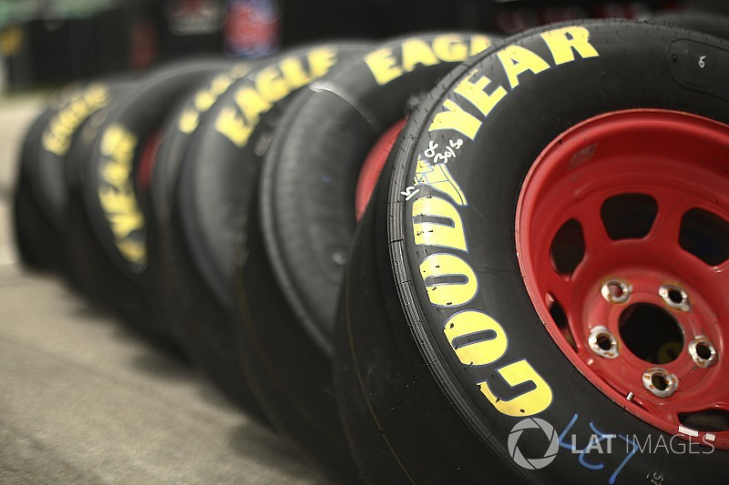Goodyear makes tire change for NASCAR All-Star Race