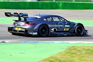DTM Testbericht DTM-Test Hockenheim 2017: Mercedes startet mit Bestzeit