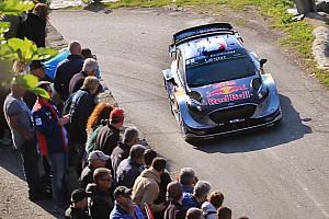 WRC Preview Ogier face au seul rallye jamais gagné par M-Sport