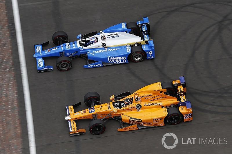 """""""Hülyén néztünk volna ki, ha Alonso jön, és egyből megnyeri az Indy 500-at"""""""