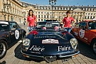 Vintage 100 equipos inscritos en el Richard Mille Rallye des Princesses en Francia