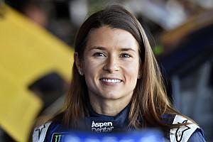 NASCAR Cup Últimas notícias Danica: Tive sorte ao conseguir primeiro top-10 desde 2015
