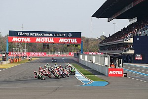 MotoGP Breaking news Thailand poised to join MotoGP calendar in 2018