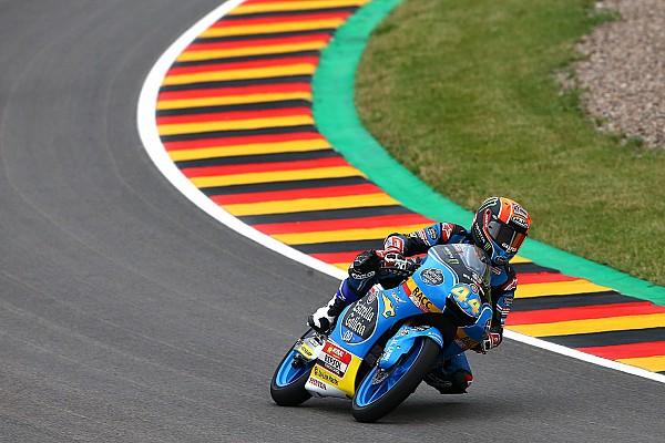 Moto3 Reporte de calificación Canet le arrebata la pole a Mir en un grave error del equipo
