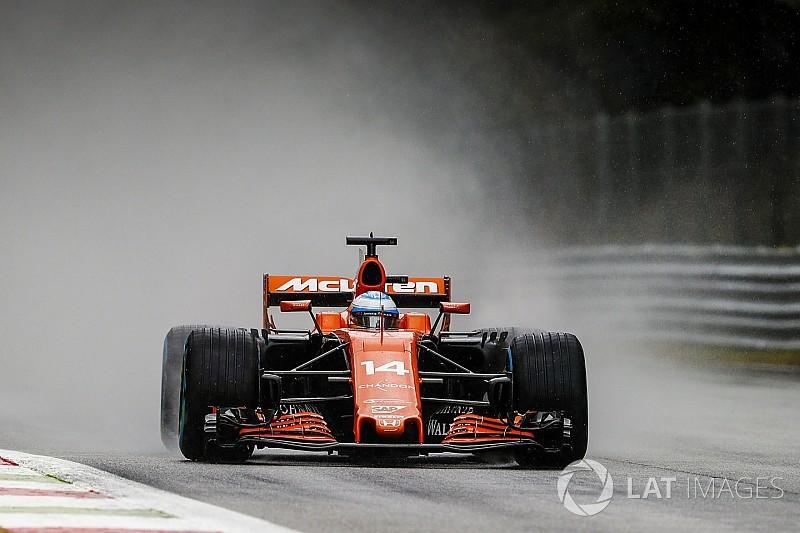 Alonso szerint nem F1-es színvonal az új célegyenes Monzában