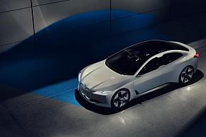 Automotive Noticias de última hora BMW i Vision Dynamic, un concept muy eléctrico