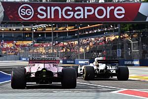 Formel 1 Ergebnisse Formel 1 2017 in Singapur: Startaufstellung