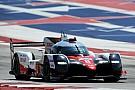 WEC 6h Austin: Toyota powert sich im Abschlusstraining nach vorn
