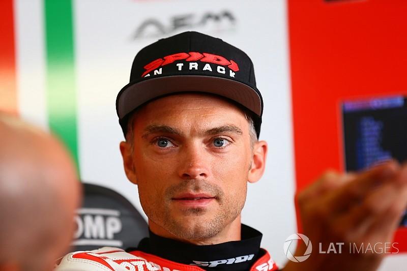 Leon Camier quitte MV Agusta pour Honda