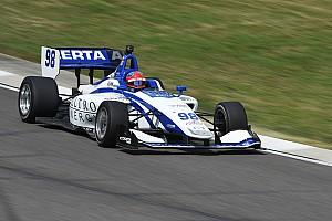 Indy Lights Reporte de la carrera Herta gana sin problema la carrera 2 de Indy Lights