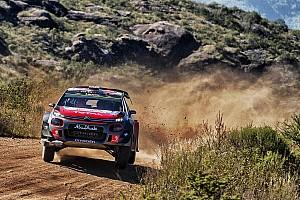 WRC Новость Мик назвал свою аварию в Аргентине самой серьезной в карьере