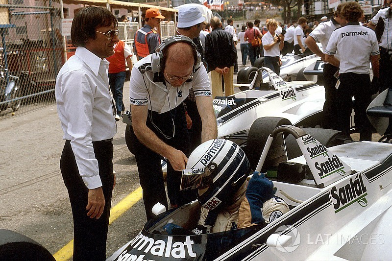 Goodwood Festival of Speed to honour Bernie Ecclestone