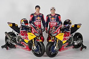 World Superbike Breaking news Honda reveals Red Bull backing for all-new 2017 Fireblade