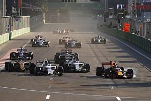 Formule 1 Actualités La manoeuvre de Ricciardo à Bakou élue Meilleur dépassement 2017 en F1