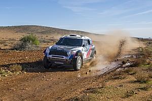 Ралли-рейды Отчет об этапе Российские экипажи возглавили «Африка Эко Рейс»