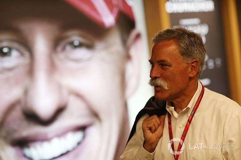 Carey, F1'de daha fazla Alman takım istiyor