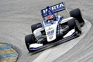 Indy Lights Résumé d'essais Colton Herta termine les derniers essais Indy Lights en tête