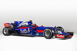 Toro Rosso reveals new-look STR12 car