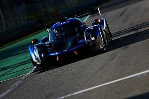 European Le Mans Crónica de test Debuta Memo Rojas con el equipo G-Drive