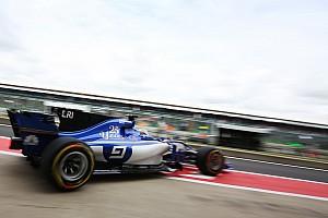 Формула 1 Новость Эрикссон: Верляйн превосходит меня только в скорости на одном круге