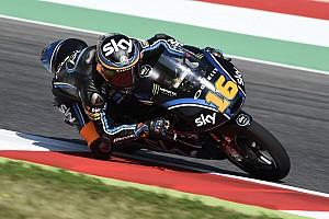 Moto3 Relato da corrida Em prova frenética, Migno conquista primeira vitória