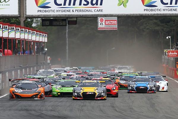 Blancpain Sprint Raceverslag Blancpain Zolder: Audi domineert in hoofdrace, P3 Frijns