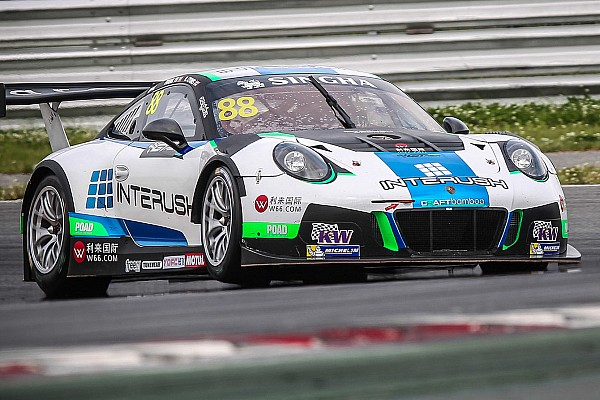Craft-Bamboo Racing focused on the podium in Thailand
