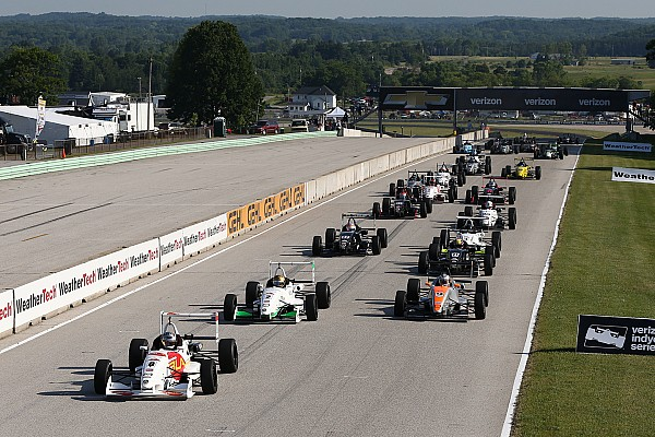 Indy Lights Special feature Motorsport.com's Top 10 Mazda Road To Indy drivers of 2016