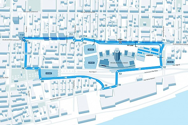 Montreal layout tipped to challenge Formula E drivers