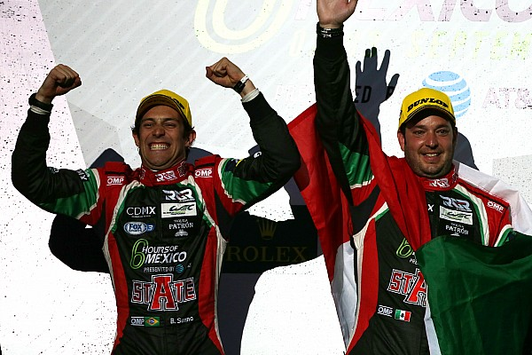 Mexican LMP2 win still sinking in for home-hero Gonzalez