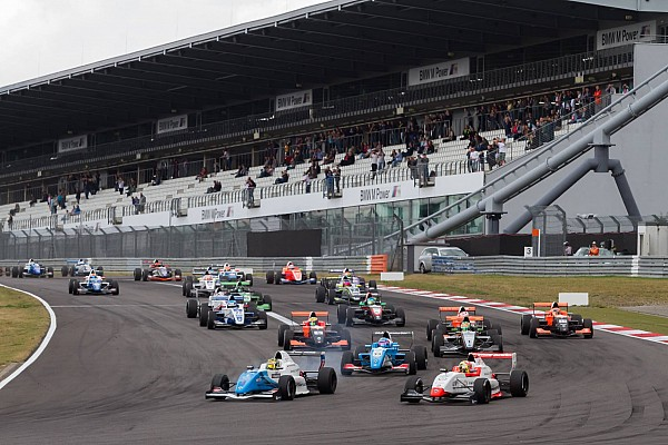 Formula Renault Preview Jadwal lengkap Formula Renault 2.0 Eurocup Nurburgring 2017