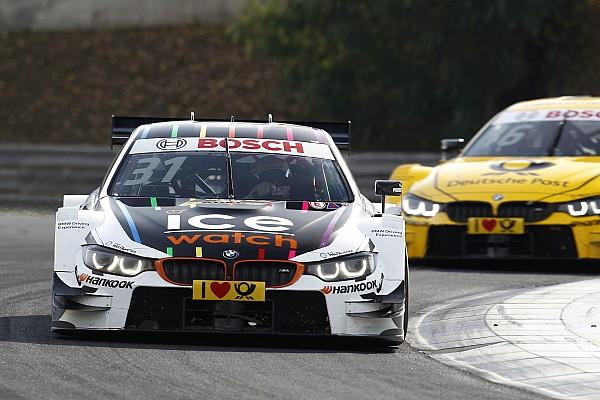 BMW names drivers for 2017 DTM season