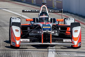 Formula E Analysis Mahindra Debrief: Safety car interrupted podium charge in Long Beach