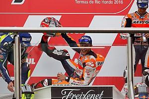 MotoGP Коментар Початок чорної смуги для Лоренсо та команди Ducati