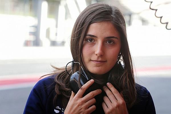 GP3 Actualités Tatiana Calderón fer de lance du trio DAMS 2017