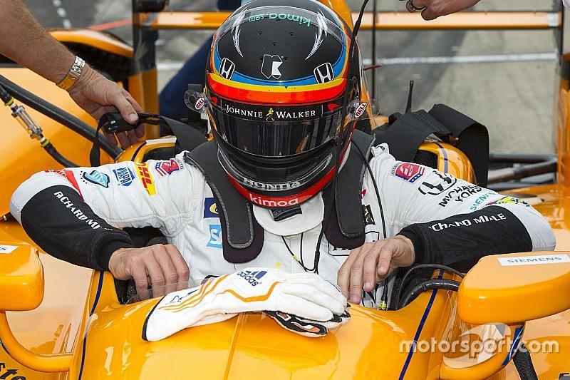 Alonso ma nulláról kezd, készül élete borzalmas köreire
