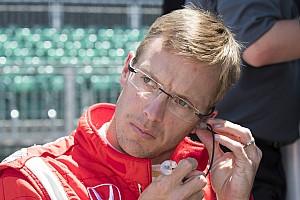 IndyCar 速報ニュース 【インディ500】予選で大クラッシュのブルデー退院。リハビリへ