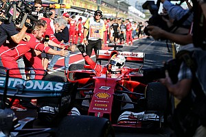 F1 Noticias de última hora Sebastian Vettel, elegido 'Piloto del día' del GP de Australia