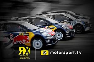 Motorsport.tv покаже World RX у Великій Британії та Ірландії