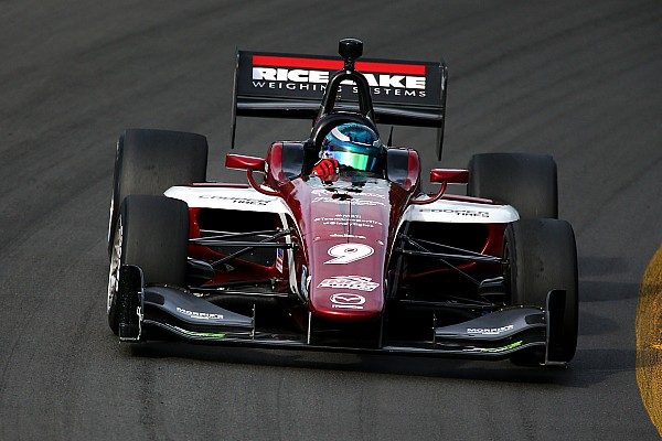 Indy Lights Telitz vince sul bagnato a Watkins Glen, ma Kaiser è campione