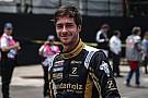 Rene Binder prende il posto di Roberto Merhi alla Rapax a Jerez