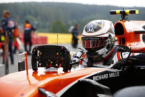 Formula 1 Vandoorne'un köşesi: Grid cezası kendi ülkemdeki yarışı berbat etti