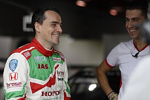 WTCC Practice report Macau WTCC: Michelisz leads Huff in first practice