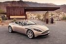 Aston Martin DB11 Volante 2018, amor a primera vista