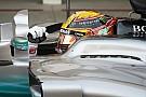 Enyhe célzás arra, hogy a Mercedes ezen a hétvégén bajnoki címet ünnnepelne