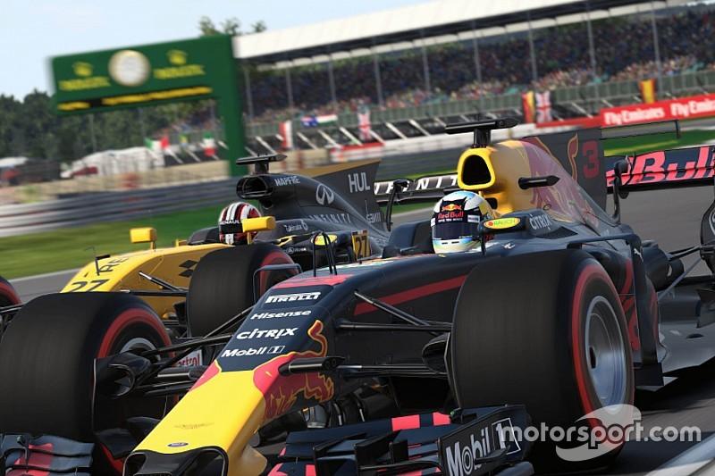 Codemasters F1 2017 otomobil güncellemelerini duyurdu