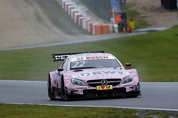 DTM: Őrült időjárás és négyes Mercedes-győzelem a Nürburgringen!
