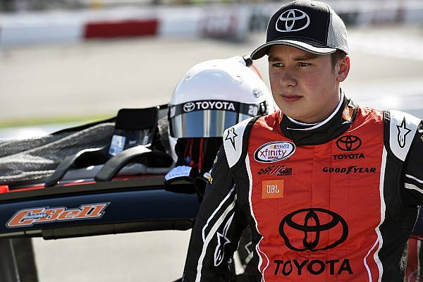ARCA Breaking news Christopher Bell wins in his only ARCA start of the 2017 season